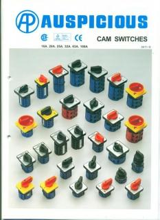 CAM SWITCHES-E